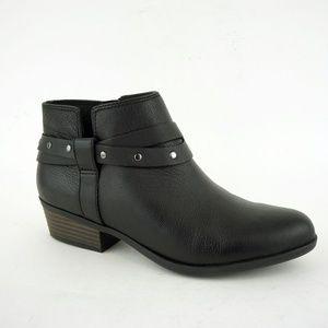 Clarks Women's Addiy Zoie Ankle Booties Black